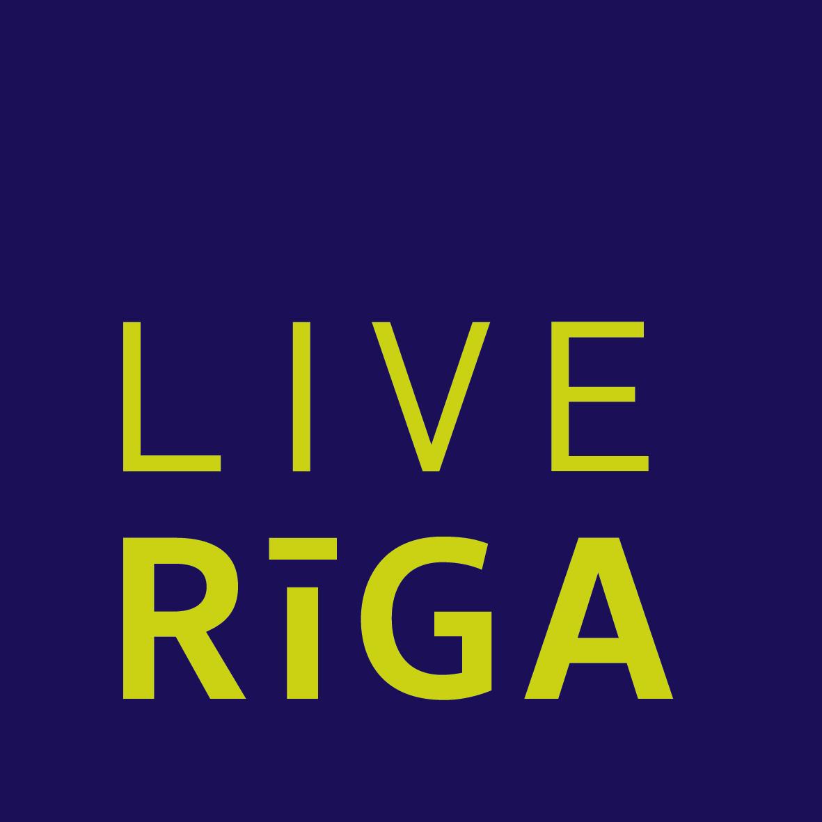 Riga Tourism Board - Live Riga
